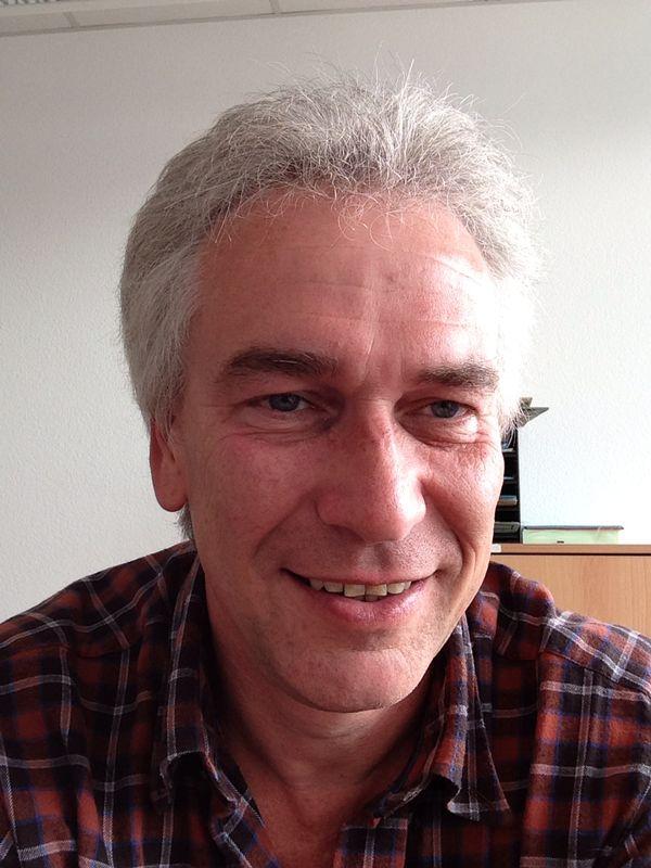 Vorstandsmitglied Achim Konrad