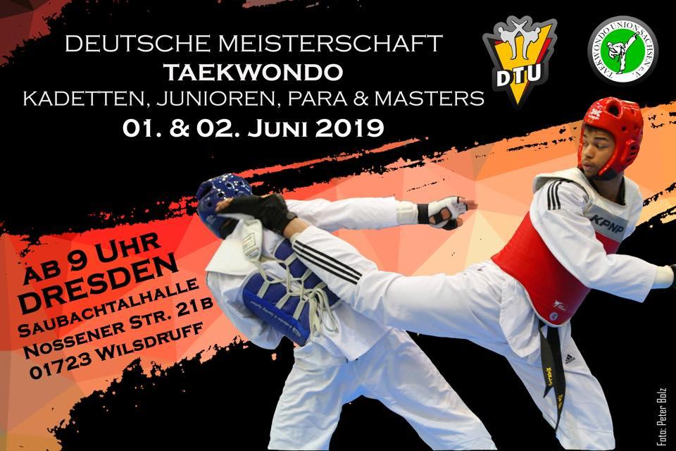 Deutsche Meisterschaft in Wilsdruff